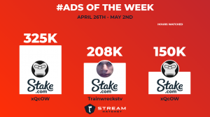 #Ads of the Week: April 26 - May 3